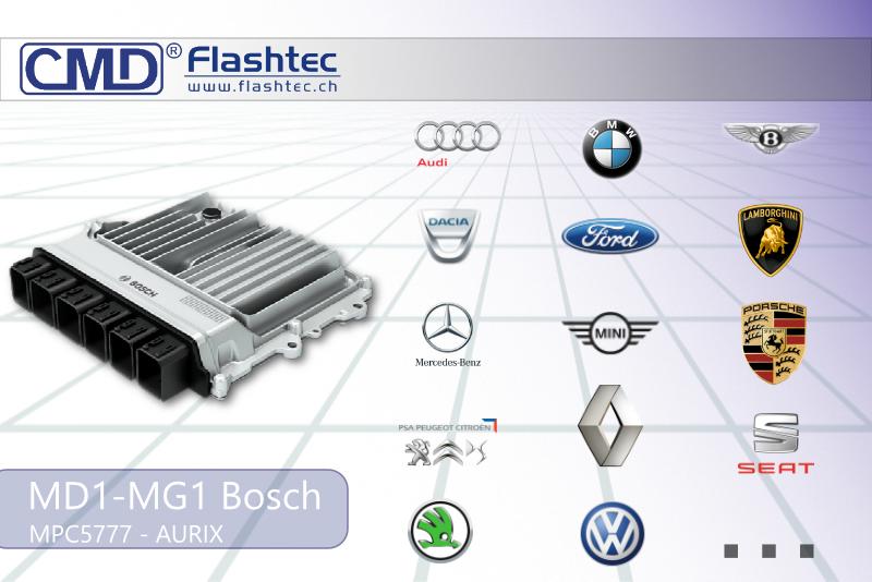 Bosch MDG1 MD1 MG1 ECU CMD Flash tool price
